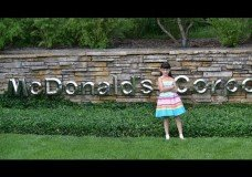 9-Year Old Girl Attends McDonald's Meeting, Grills CEO for Selling 'Junk Food'